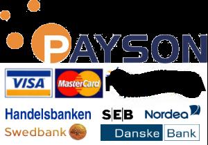 Betala säkert med Payson