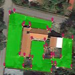 bestäm gräsmattans storlek med online-verkytg Internet